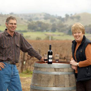Ron and Janet Liebich Liebichwein Barossa Valley