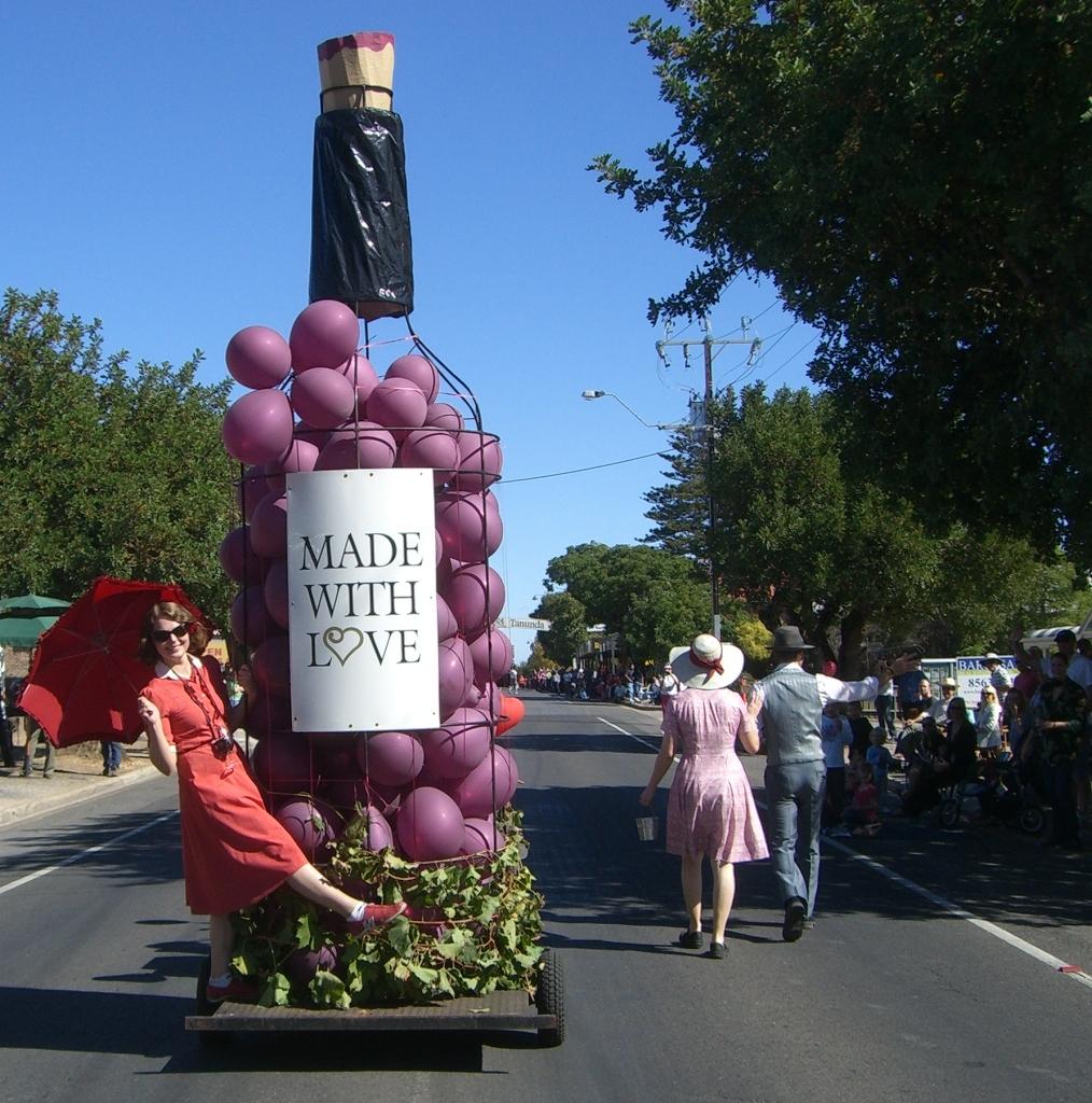 Special Event: Barossa Vintage Festival 2013