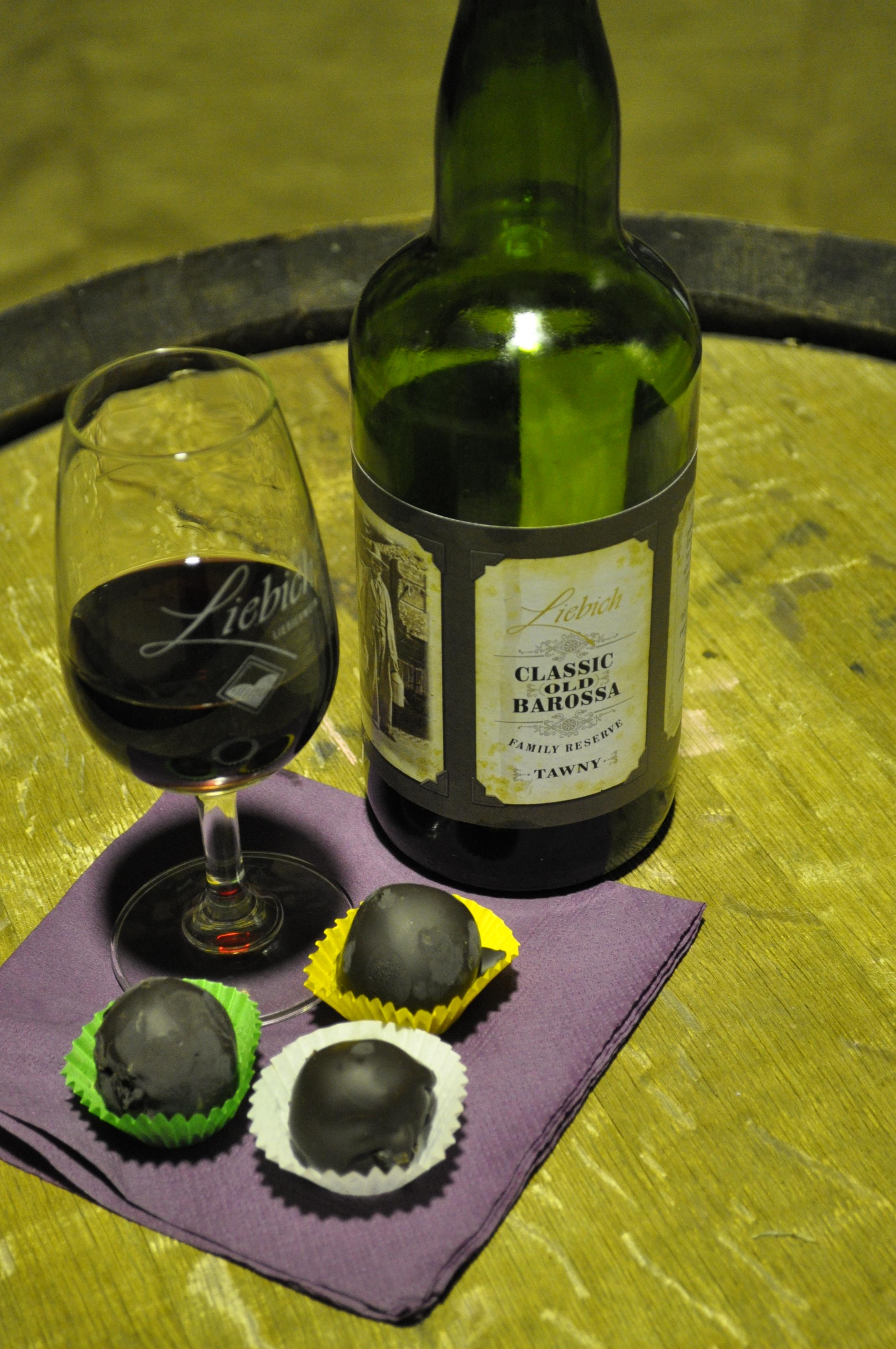 Barossa Gourmet Invite: Fortified & Dessert Masterclass