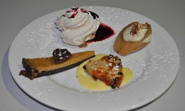 Barossa Gourmet Weekend: Fortified & Dessert Matching