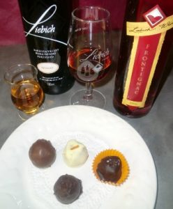 Special Chocolate Truffle and Fortified Tasting