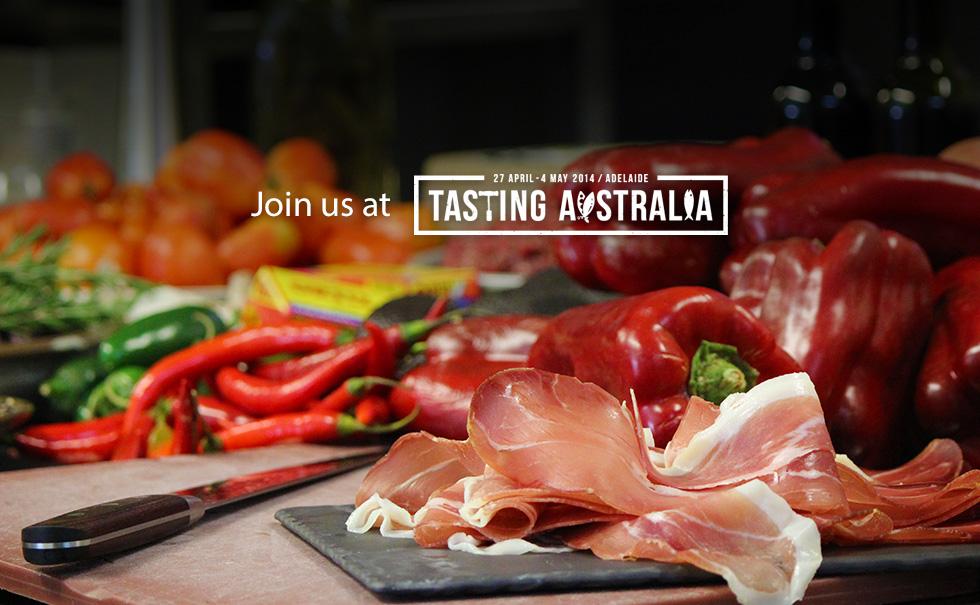 Barossa – Be Consumed at Tasting Australia