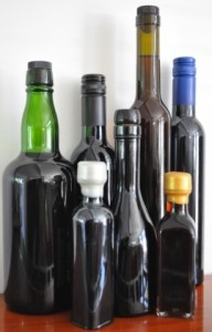 bottle sizes various 1 S
