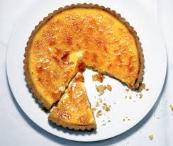 Recipe: Janet's French-inspired Custard Tart
