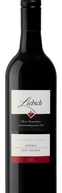 Popular Barossa Shiraz Returns: 2012 Leveret Released