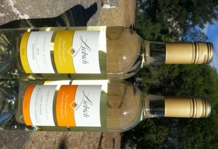 New Release Whites: Traminer Riesling & Viognier