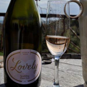 'Lovely' Sparkling Pinot Noir