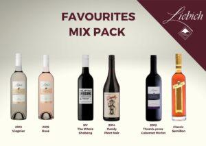 Favourites wine 6 pack Barossa Liebichwein