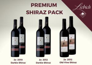 Premium Barossa Shiraz Pack Liebichwein